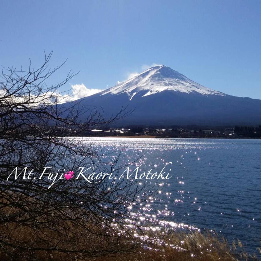 Mt.Fuji💞Kaori.Motoki