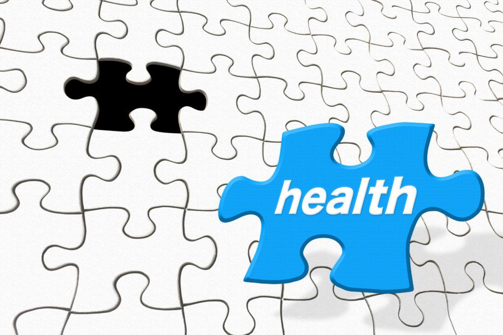 健康 パズル