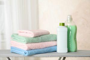 プロトン水の洗剤で驚くほど衣類の汚れが落ちる
