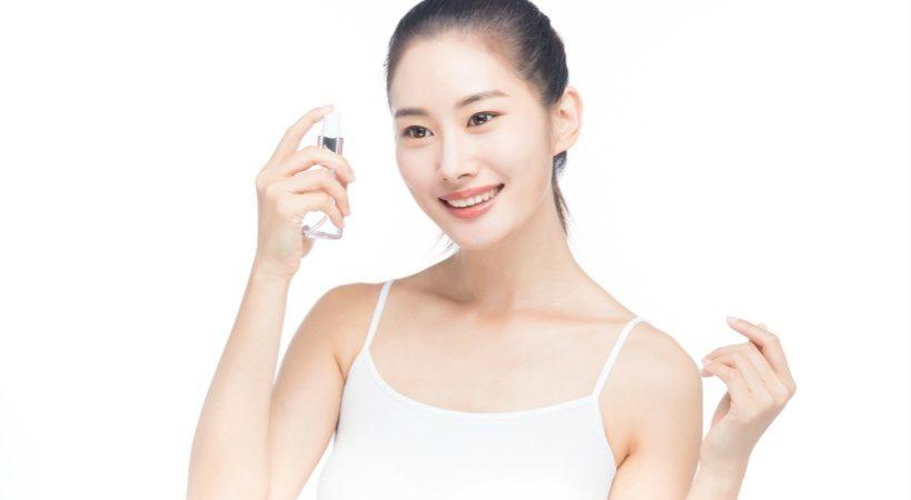 プロトン水配合の化粧水が女子に人気! Pe⁻ローションでまったく新しいスキンケア