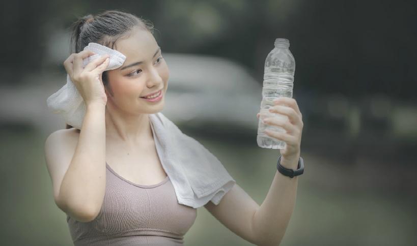それでもスポーツ選手にとって水が非常に重要なわけ