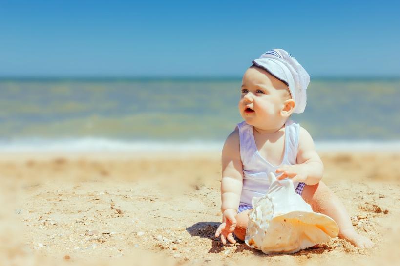 浄水器の水は安心安全。赤ちゃんとの相性も良い