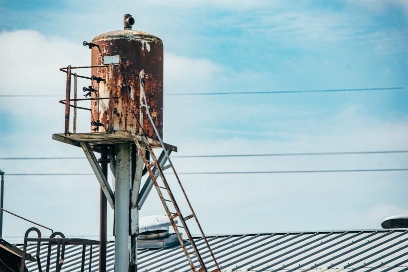 給水塔のイメージ写真