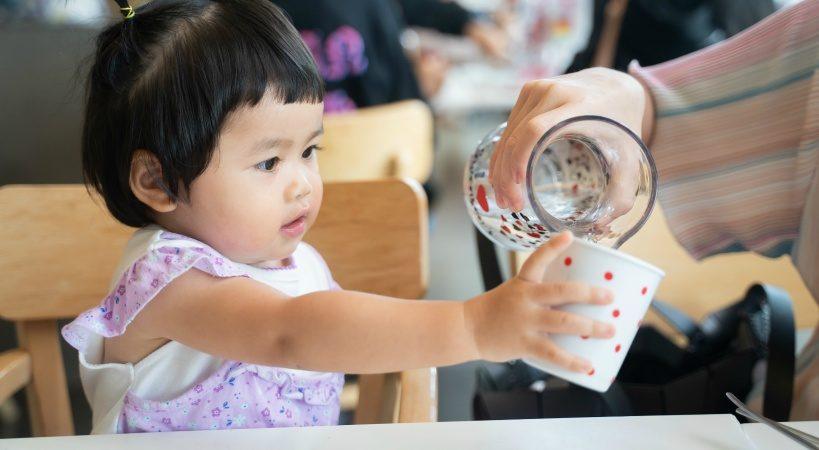 赤ちゃんには浄水器の水がおすすめのこれだけの理由