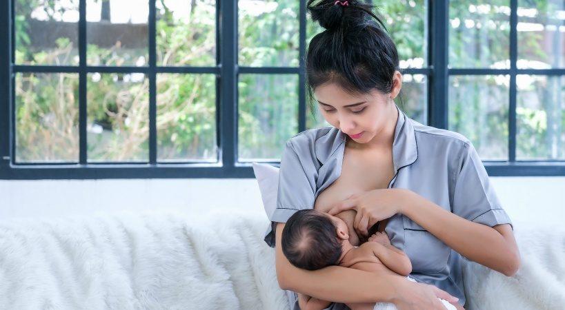 赤ちゃんを母乳で育てる人必見。水の選び方が赤ちゃんの将来を決める