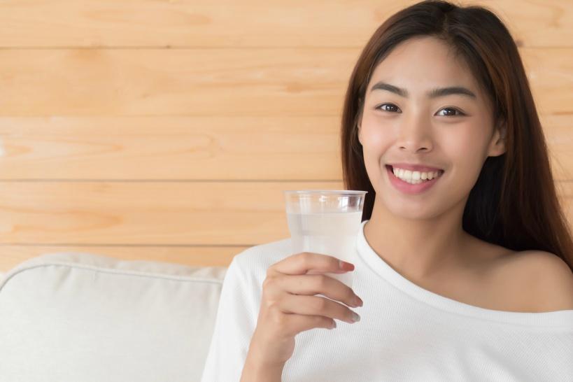 身体を構成する大切な水は水道水ではなく慎重に選んで