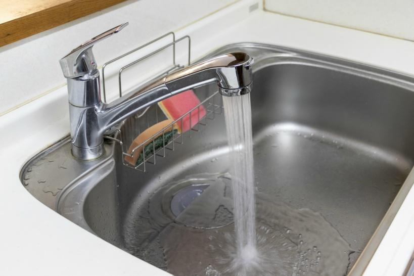 浄水器で不純物を除去すれば、なお災害時用の水として活躍!
