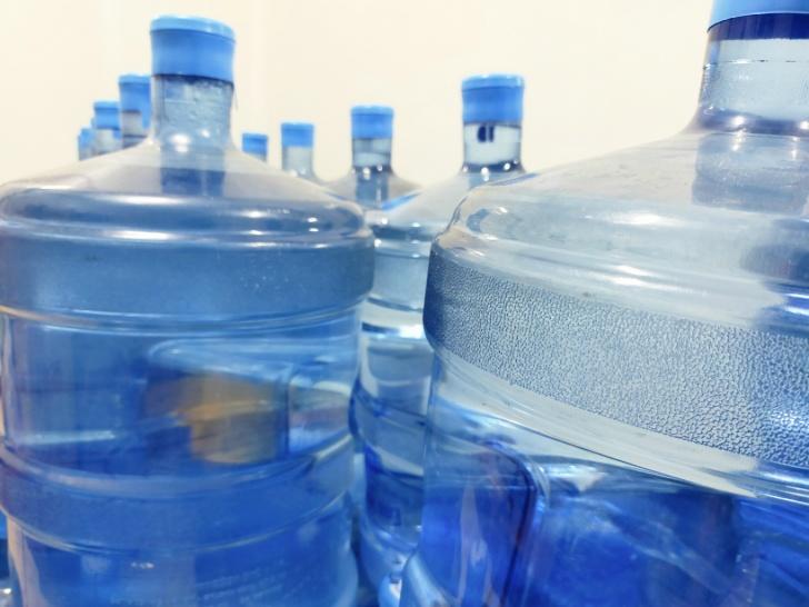 おすすめは水道水の水で貯蓄する