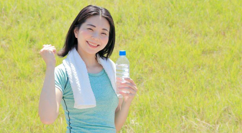 流行りの水ダイエット。効果がない人に絶対試してほしい方法