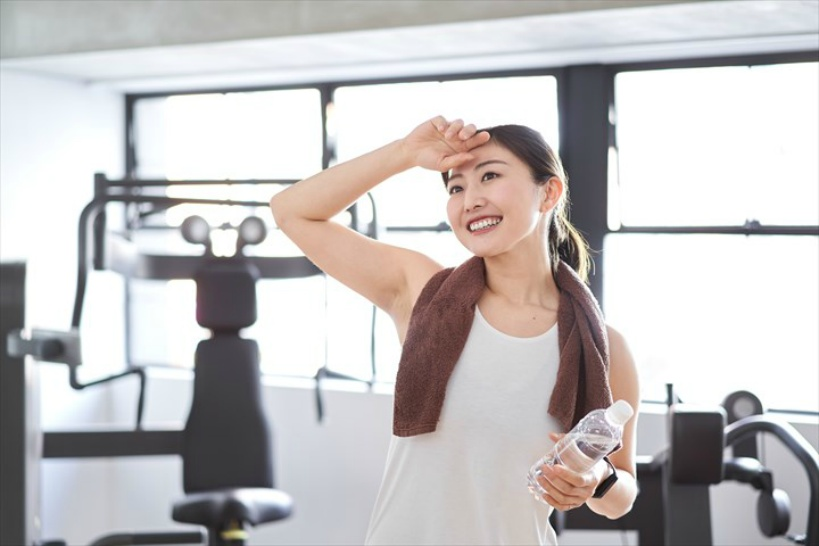 水素水を飲むことが直接痩せるわけではない