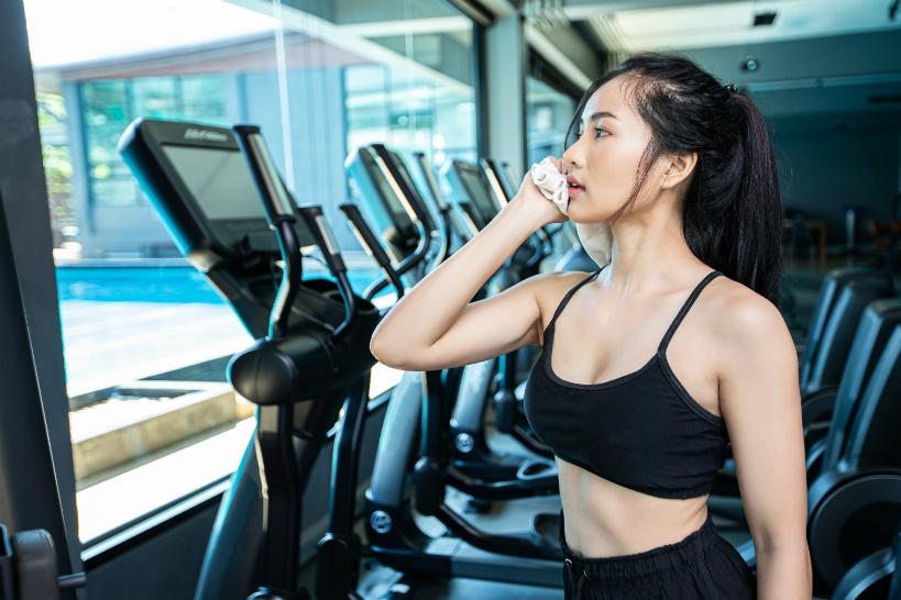 ジムで効率を上げるためには体内の「活性酸素」を抑制することが重要!